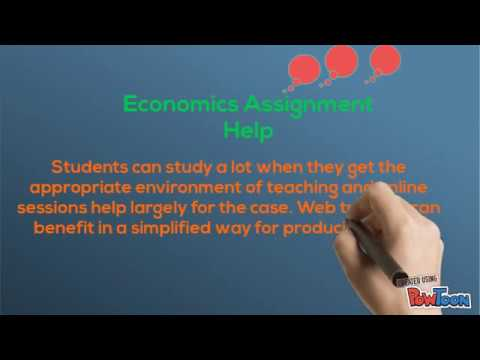 Attain Economics Assignment Help