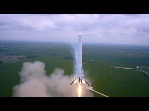 A la conquête de de l'univers : Space X d'Elon Musk