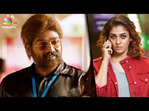 Vijay Sethupathi, Nayanthara team up for the second time | Hot Tamil Cinema News thumbnail