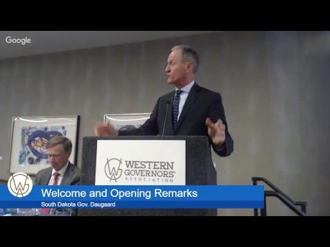 Workforce Development Colorado Workshop: Opening Remarks Colorado Gov. John Hickenlooper
