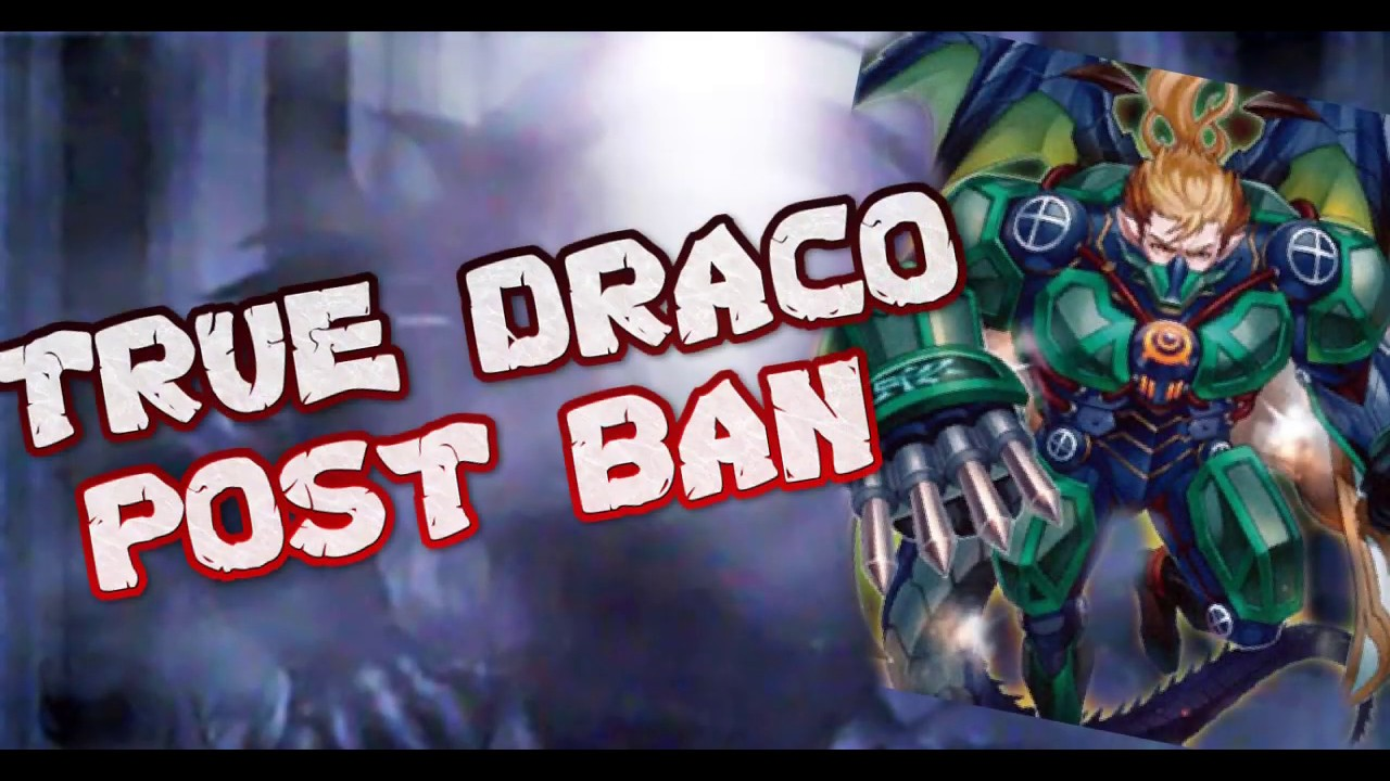 True Draco Post Banlist January 2020  Ft Planet Pathfinder