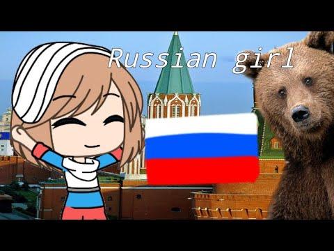 \\ Russian Girl // //Gacha Life клип \\