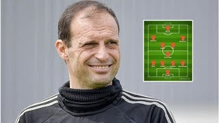 How Man Utd could look if Allegri replaces Solskjaer and brings familiar faces with him- transfer...