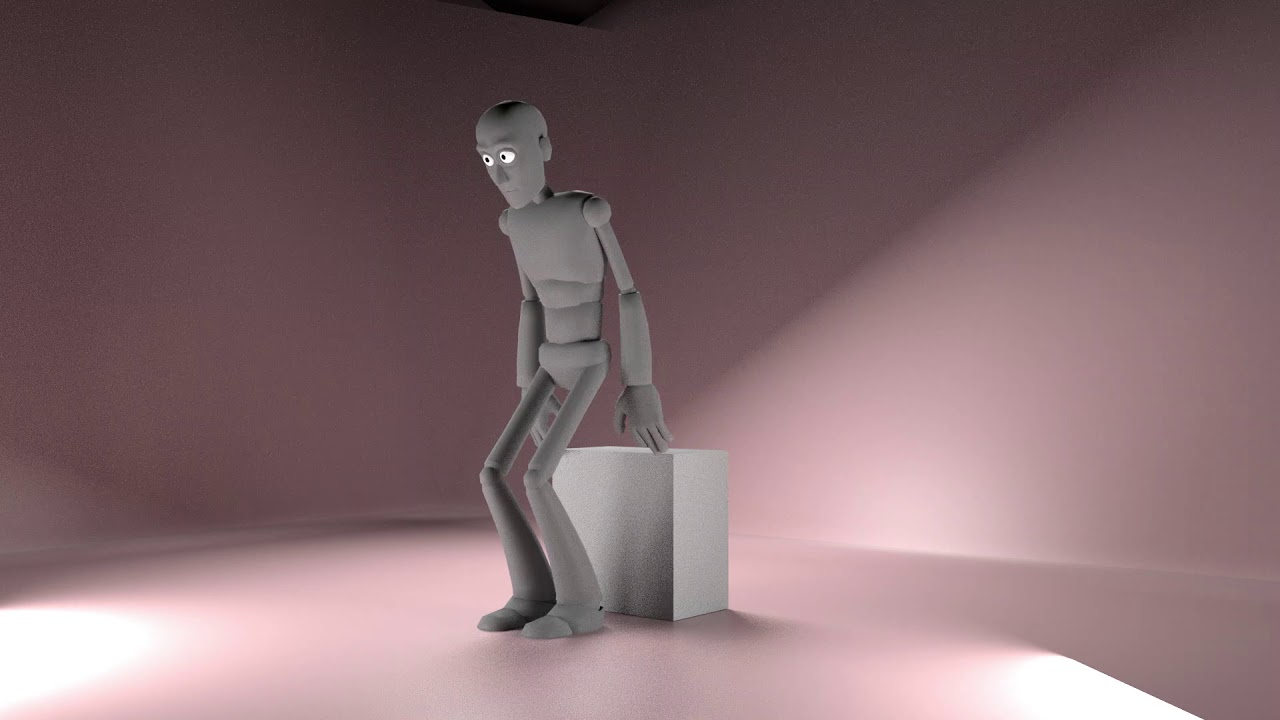Chair Stand Test Animation 1