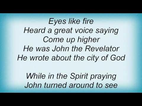Acappella - John The Revelator Lyrics