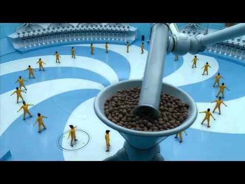 Чарли и шоколадная фабрика.Песня Умпа-Лумп-Верука