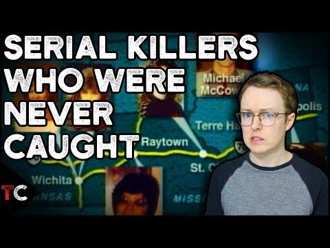 4 Serial Killers Who Were Never Caught