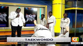 Taekwondo: More than the footwork, self-defence and kicks #DayBreak