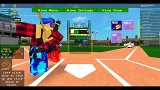 Baseball league l Roblox HCCB 9v9