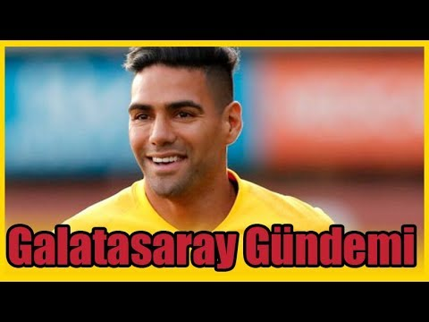 Galatasaray Gündemi / Falcao / Fatih Terim / A Spor / Sabah Sporu / 10.09.2019