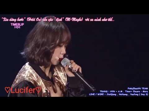 [VIETSUB] LINE / WIRE - Zhou Jieqiong , Im Nayoung , Choi Yoojung (Time Slip Day3)