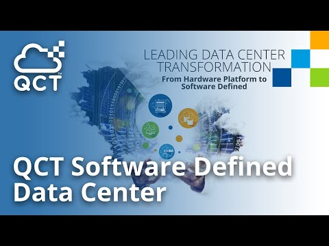 QCT Software Defined Data Center Solutions