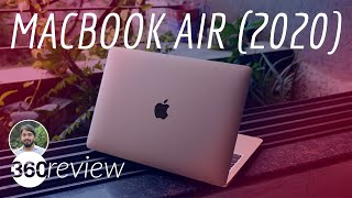 MacBook Air (2020) Review: Reliable Workhorse With a Great Keyboard | Price in India Rs. 92,990