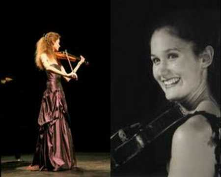 Marie Cantagrill plays Sarasate Zigeunerweisen (Gipsy Airs)