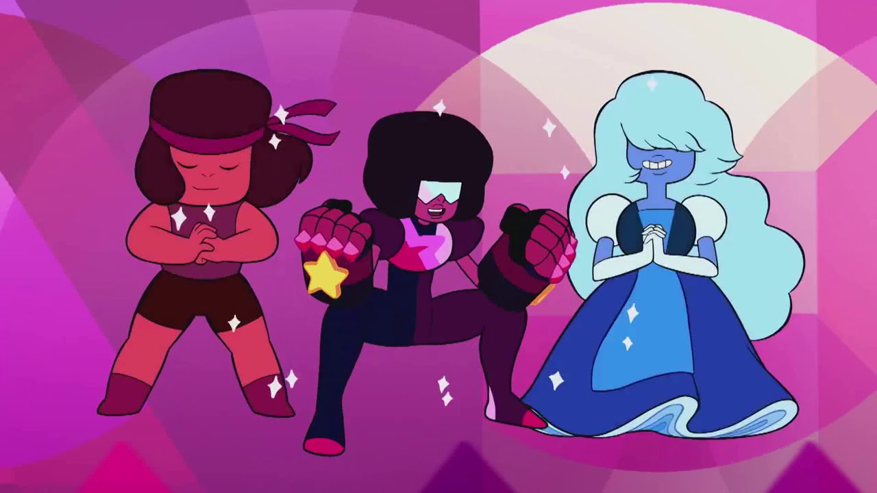 Steven Universe Theory What Do Sapphire And Ruby S Room