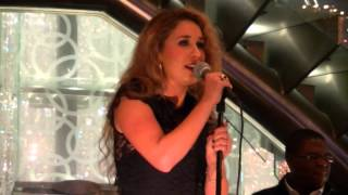 "Haley Reinhart AI (After Interscope) ""Wasted Tears"" at the Cosmopolitan, Las Vegas 12/6/12"