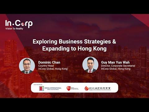 Exploring Business Strategies & Expanding To Hong Kong