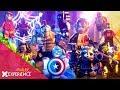 LEGO Marvel Super Heroes - Full Game Walkthrough - YouTube