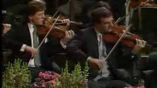 J. Strauss II Die Fledermaus Overture Carlos Kleiber (sync)