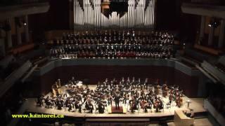 Hallelujah Mount Royal Kantorei Calgary