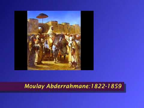 The legends Sultans Alaouites Of Morocco!!