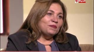 فيديو.. ابنة زهرة العلا تبكي على الهواء بسبب والدتها