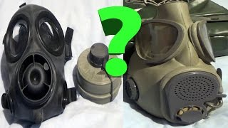 Surplus Gas Masks, what to buy and what to avoid?