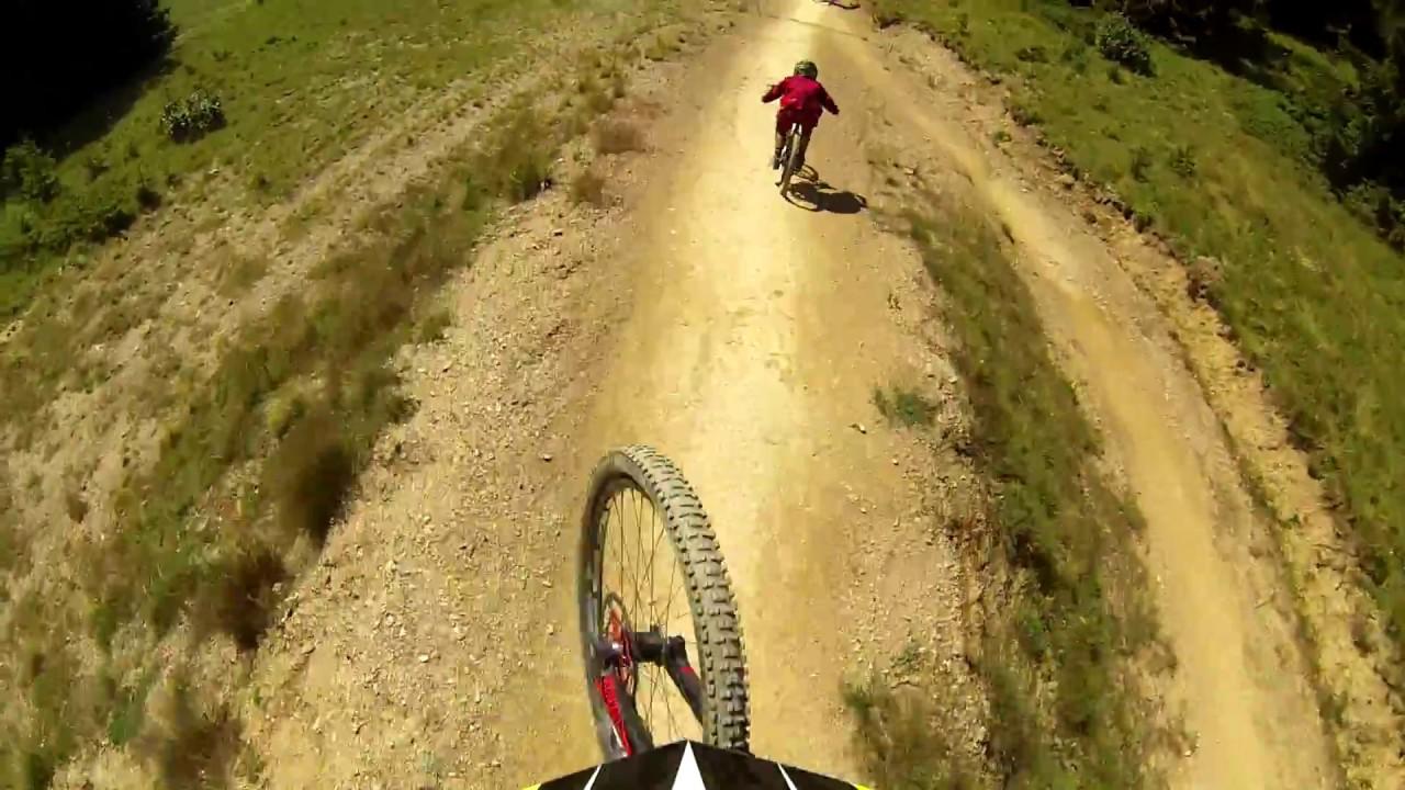 Bikepark Morzine Portes du Soleil 2016 YouTube