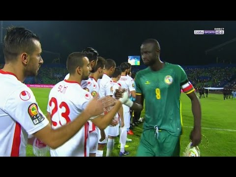 Match Complet CAN 2017 Tunisie vs Sénégal (0-2) 15-01-2017