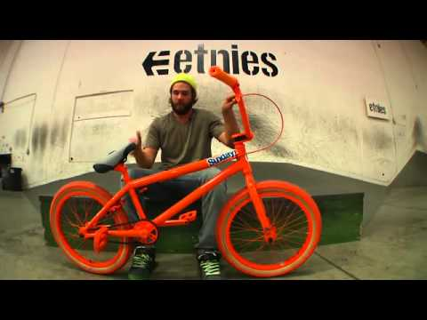 Aaron Ross Bike Check 2011 Youtube
