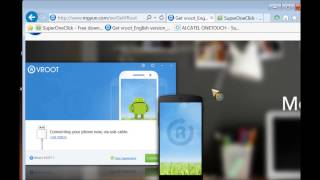 How to root Alcatel one touch pop 7
