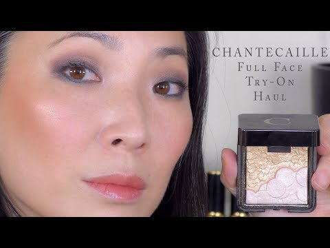 CHANTECAILLE - Full Face Try-On Haul w/ First Impressions and Reviews
