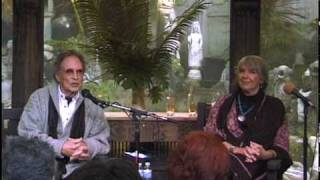 "Paul Horn & Ann Mortifee  ""In Love With the Mystery""  Live at The Sacred Space"