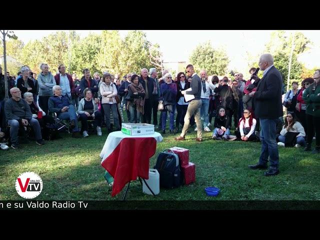 Green Pass e obbligo vaccinale - Parco delle Ali Dorate, Treviso