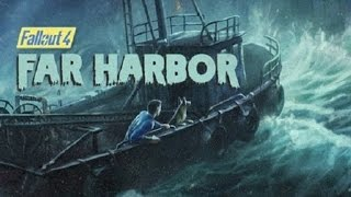 Прохождение Fallout 4 DLC Far Harbor Серия 4
