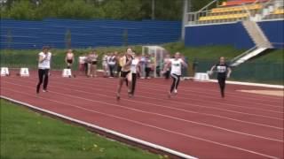 Соревнования по легкой атлетике на призы ЗМС Юлии Табаковой Калуга 20 05 2016г