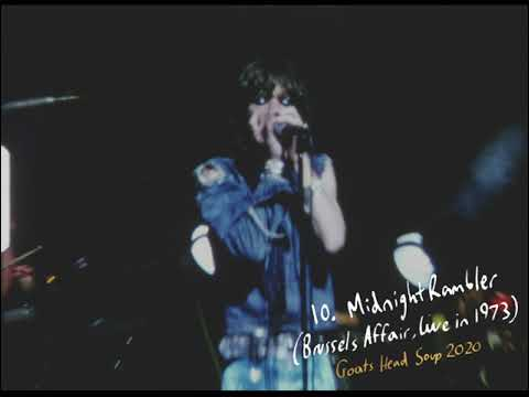 Download The Rolling Stones   Midnight Rambler (Brussels Affair, Live in 1973)   GHS2020