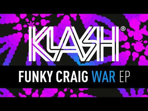 Funky Craig - War (Original Mix)