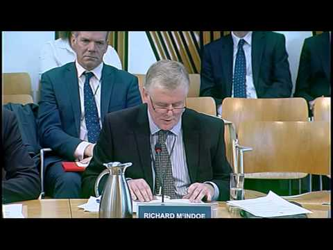 Local Government and Regeneration Committee - Scottish Parliament: 29th April 2015