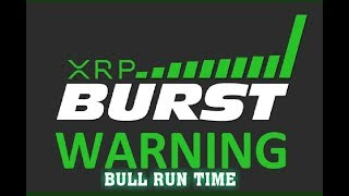 #XRP BURST WARRING. Ripple to Launch XRP in Trillion-Dollar Derivatives Market,. XRP reserve currenc
