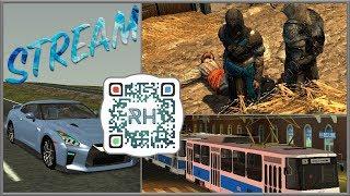 Иная жизнь на «GTA Province» #72-2 | Экскурсионный речной трамвай в Невских канавах