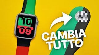 QUESTO APPLE WATCH CAMBIA IL MONDO