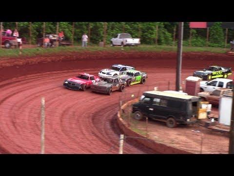 Winder Barrow Speedway Street Stock Feature Race