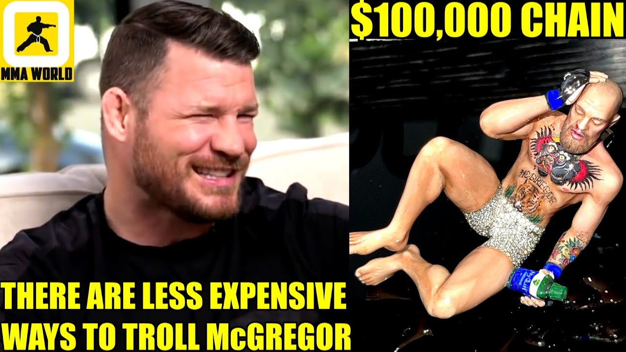 Michael Bisping reacts to Jake Paul's  $100,000 'Sleep McGregor' Chain,Stephens calls out Conor, RDA