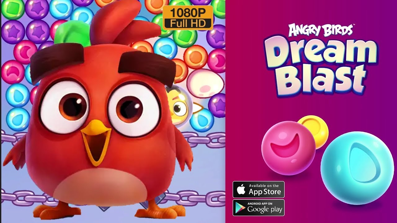 "Generateur ""Angry Birds Dream Blast"" mod"