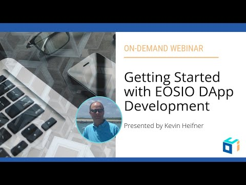 Building Distributed Apps With EOS.IO Blockchain