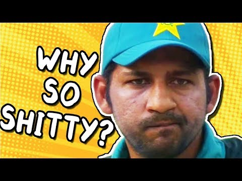 WHY PAK LOST FROM INDIA? WHY FROGGY REJECTED SHAM IDREES - Sana's Bucket