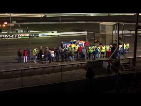 Bridgeport Speedway - 3/31/18 - Last 6 Laps and Victory Lane