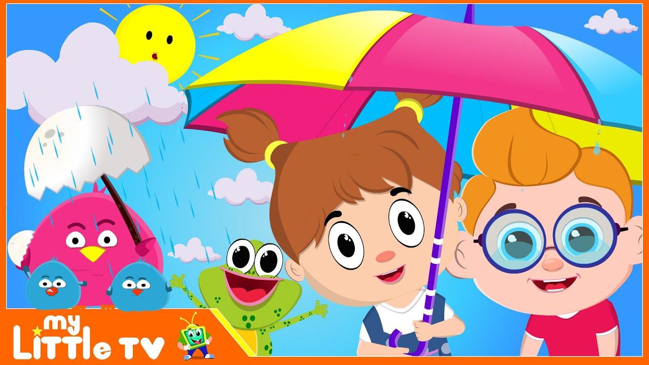 Rain Rain Go Away Baby Songs Nursery Rhymes For