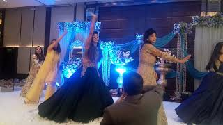 Gal ban gayi . Wedding choreography